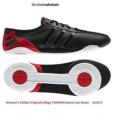 new concept 5e839 176e3 adidas mega torsion dance