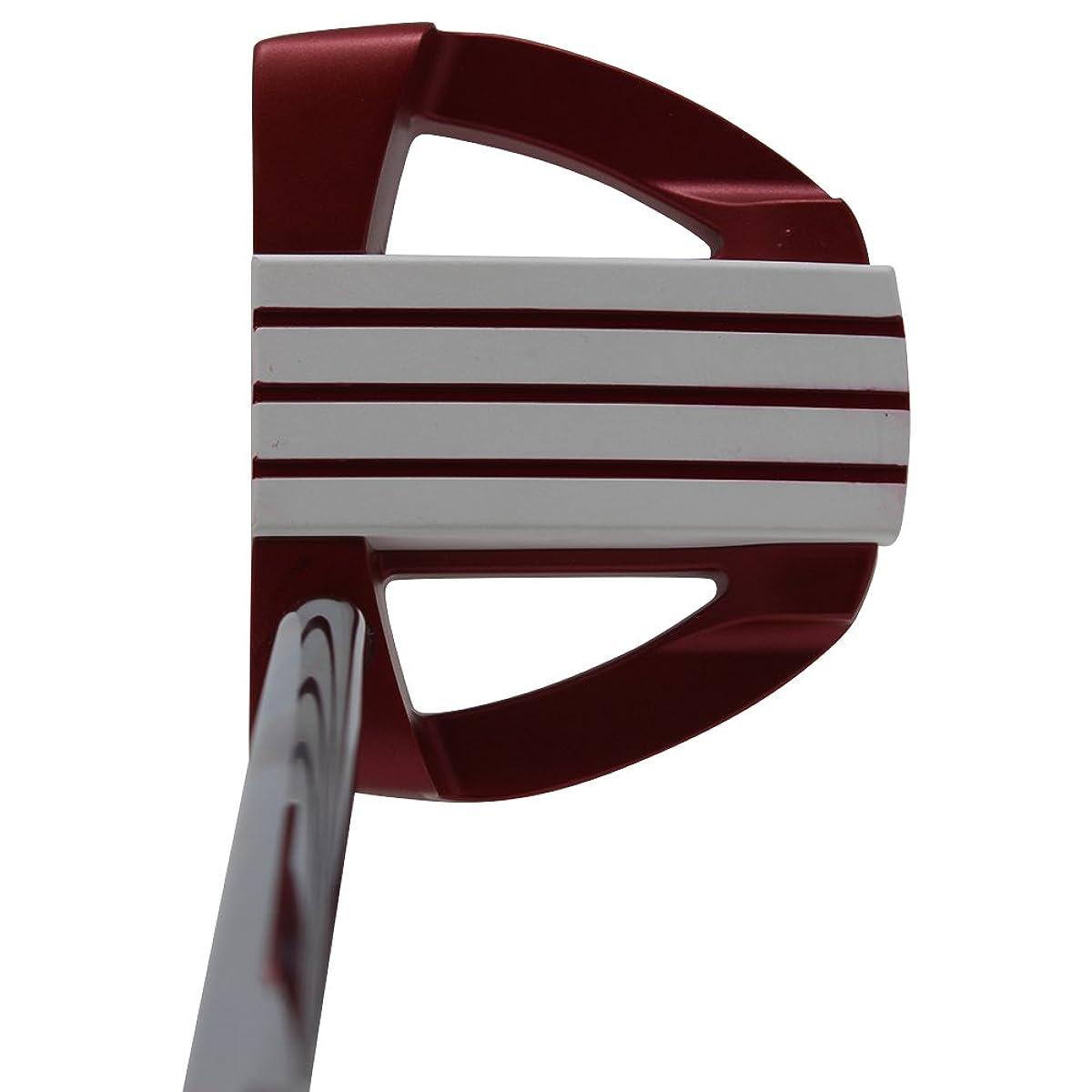[해외] BIONIK 701레드 골프 퍼터 오른손잡이MALLET스타일WITH선형LINE UP핸드 툴31인치ULTRA 소병LADY 'S PERFECT FOR안감UP YOUR PUTTS