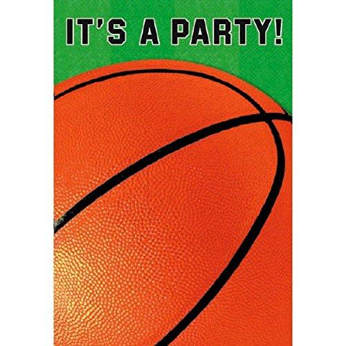 basketball invitations amazon com