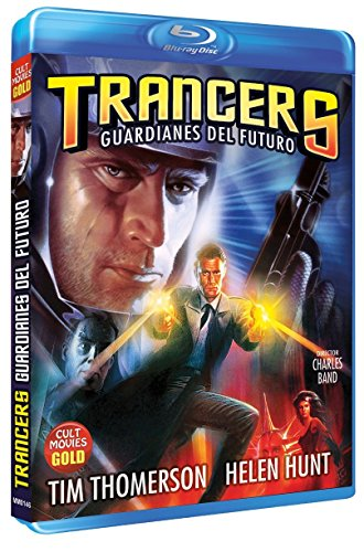 Guardianes del futuro (Trancers) [Non-usa Format: Pal -Import- Spain]