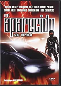 El Aparecido (The Wraith) [DVD]