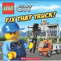 (进口原版) LEGO 乐高城市系列 Fix That Truck!
