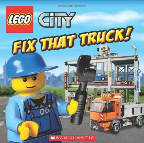 LEGO City: Fix That Truck! (Truck Lego Recycling City)