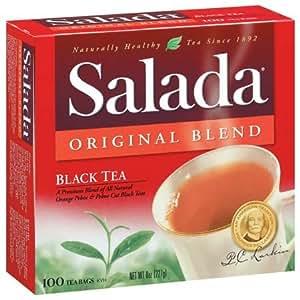 Salada Tea Bags Black Tea Original Blend - 12 Pack