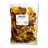 gummy bear haribo - Haribo Gummy Candy, Super Cola Bottles, 5--Pound Bag