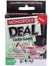 لعبة بطاقات مونوبولي ديل، العاب عائلية