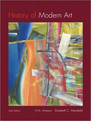 history of modern art 6th edition