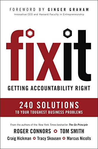 Fix It: Getting Accountability Right for sale  Delivered anywhere in USA