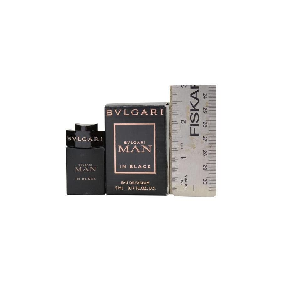 Bvlgari Man In Black Eau de Parfum Mini Splash .17oz/5ml…