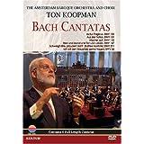 KOOPMAN TON - BACH CANTATAS