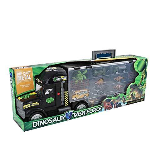"""Local Makes A Comeback Model""""dinosaurus legering"""", houder voor vrachtwagen, educatief speelgoed, 3-6 jaar oud, verjaardagscadeau voor kinderen"""