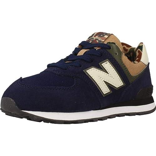 Zapatilla New Balance PC574 Hn Pigment (481): Amazon.es: Zapatos y complementos