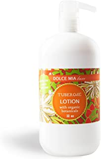 product image for Dolce Mia Tuberose Shea Butter Lotion With Organic Botanicals 32 oz. Refill