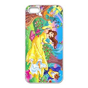 Lucky Beauty and the Beast For For SamSung Galaxy S4 Mini Phone Case Cover