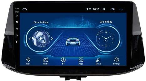 Daetng 9 Zoll Touchscreen Android 8 1 Für Hyundai I30 2017 2018 Auto Intelligente Multimedia Radio Stereo Video Player Gps Navigationssystem Bt Freisprechanruf Wifi 1 16g Küche Haushalt