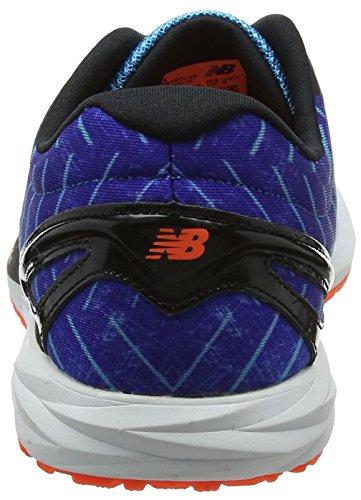 Black Homme New Bleu Balance Strobe V2 Running Blue BIqA0