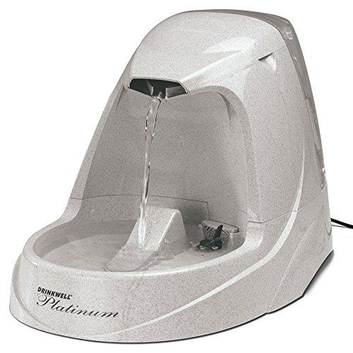 Petsafe Drinkwell Platinum Pet Fountain with Bonus Cleaning Kit