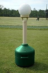 UltraTech 1555 Polyethylene Golf Ball Ultra-Smoke Stop Receptacle, 14\