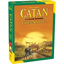 Catan Cities and Knights 5-6 Player Extension, 5th Edition