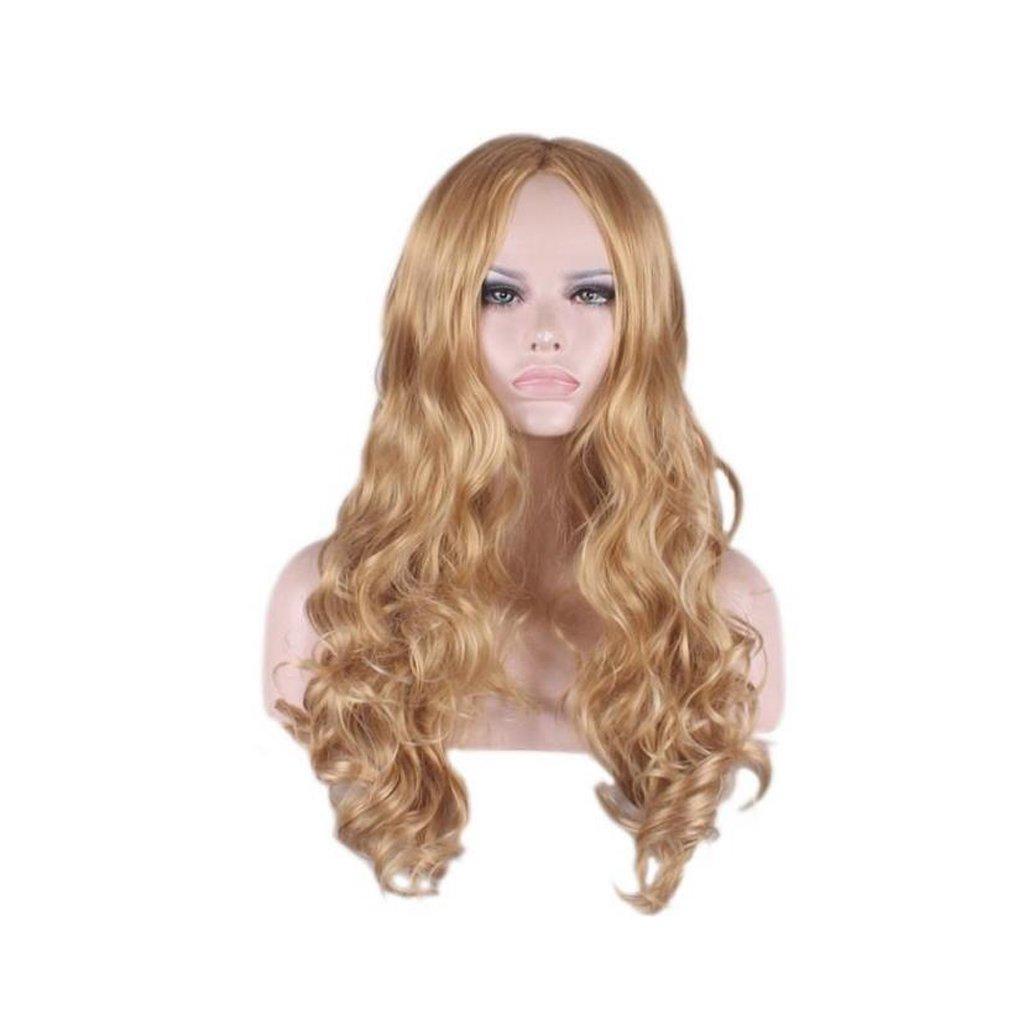Descuento del 70% barato Punto medio Liu Haihuang cosplay pelo largo y y y rizado peluca de onda grande pelo sintético resistente al calor Navidad fiesta de Halloween decoración de la peluca HUACANG  venta con alto descuento