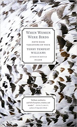 Image result for when women were birds terry tempest williams