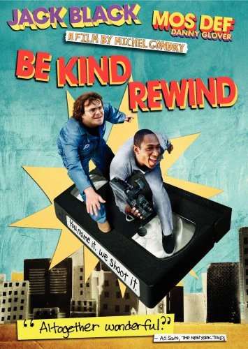Be Kind, Rewind (WS/FS/DVD) -