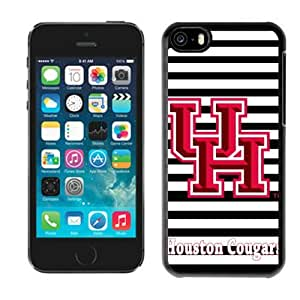 zeroCase NCAA Houston Cougars Iphone 5S or Iphone 5 Hard Cover Case 2014 Style