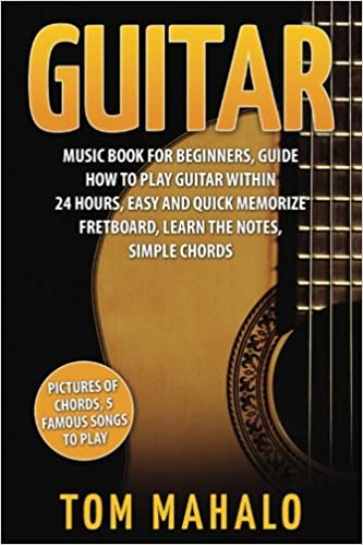 Guitarguitar music book for beginners guide how to play guitar guitarguitar music book for beginners guide how to play guitar within 24 hours guitar lessons guitar book for beginners fretboard notes chords ccuart Choice Image
