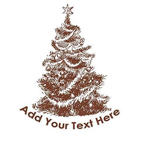 Christmas Tree Tattoo Ideas.Amazon Com Temporary Tattoo Christmas Tree Custom Holiday