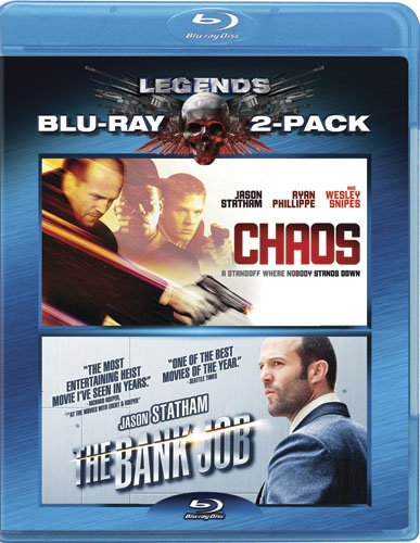Chaos / The Bank Job (Two-Pack) [Blu-ray]