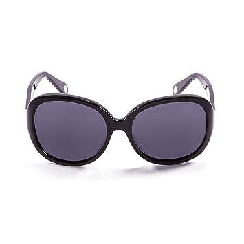 Ocean Sunglasses Elisa - Gafas de Sol polarizadas - Montura : Negro Brillante - Lentes :