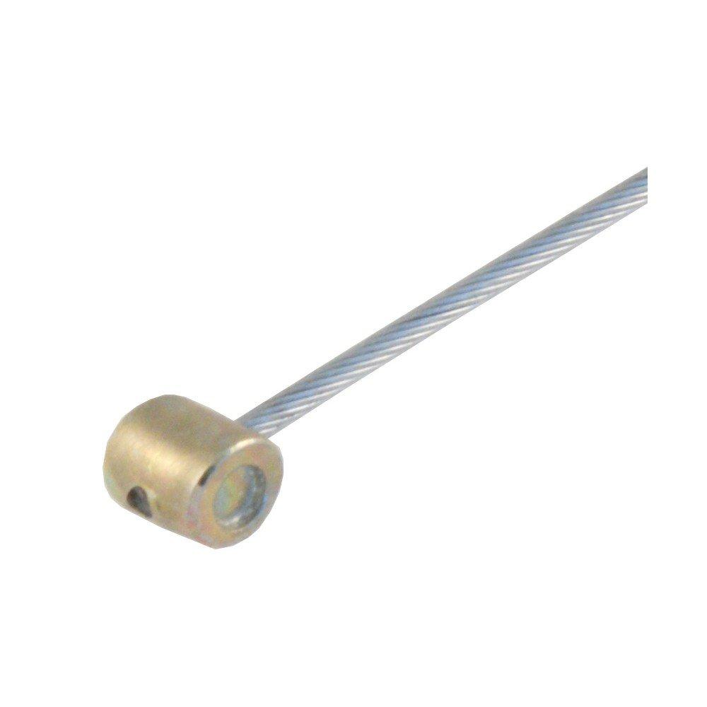 COMANDO GAS//cavo dell acceleratore con raccordo filettato da appendere AN gasrolle manubrio/Â/-/Â/1,2/Â/X 2000/Â/mm/Â/-/Â/Tutti i Modelli di Vespa