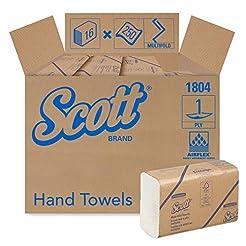 Scott Essential Multifold Paper Towels (...