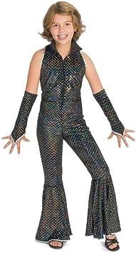 ESPA - Disfraz de cantante unisex, talla 6-8 años (FF740888-S ...