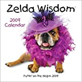 Zelda Wisdom?: 2009 Mini Wall Calendar