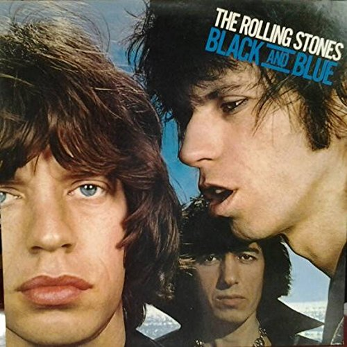 The Rolling Stones - Black And Blue - Rolling Stones Records - CBS 450203 1