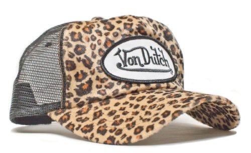 von-dutch-originals-unisex-adult-trucker-hat-one-size-black-cheetah