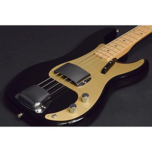 Fender USA American Vintage 58 Precision Bass Black (Fender Precision Bass Serial)