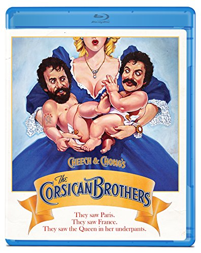 Cheech & Chong's the Corsican Brothers [Blu-ray]