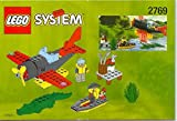 Lego Designer Set #2769 Aircraft and Tugboat