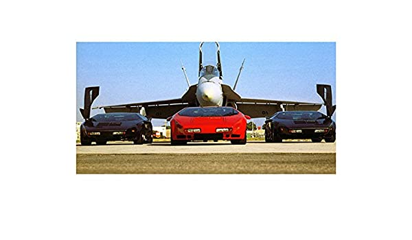 1990 Vector W8 & A-W/X3 Twin Turbo Aeromotive Factory Photo