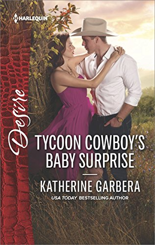 Tycoon Cowboy's Baby Surprise (The Wild Caruthers Bachelors) cover