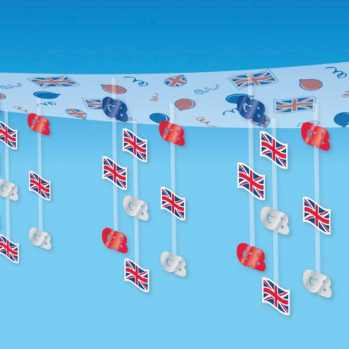 - Great Britain Ceiling Decoration