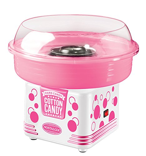Nostalgia PCM405WMLN Hard & Sugar-Free Hard Candy Cotton Candy Maker (Old Fashioned Cotton Candy Maker compare prices)