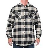 #8: Burnside Vanguard Buffalo Plaid Flannel Shirt