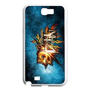 Samsung Galaxy N2 7100 Cell Phone Case White_Monster Hunter 4 Ultimate_006 Ydlgs