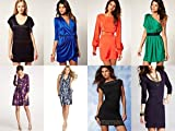 Variety Wholesale Lot Clothing 30 Women Mixed Dresses Summer Tops Club Wear L Large