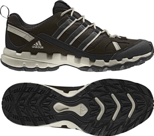 Adidas Sport Performance Mens Ax 1 Trail Sneakers Legno / Nero / Sesamo