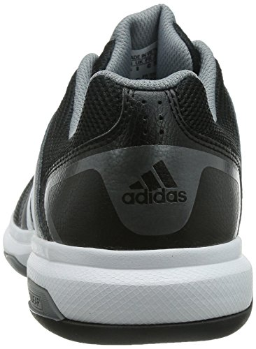 adidas Unisex-Erwachsene Barricade Approach Tennisschuhe Schwarz (Core Black/Ftwr White/Night Met. F13)
