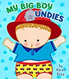 Best Board Books For Boys - My Big Boy Undies Review